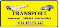 TRANSPORT- LOTNISKA -PRZEWOZY ROZNE